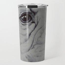 maisy - biro on paper Travel Mug