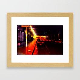 Nagoya_07 Framed Art Print
