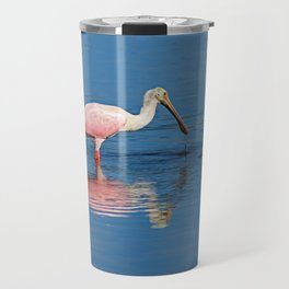 Deeper Than the Surface Travel Mug