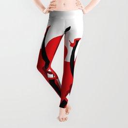 can can girls Leggings