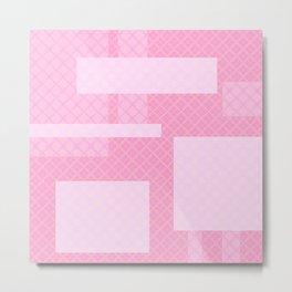 Pink pacifrc Metal Print