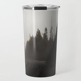 Empty Road Travel Mug