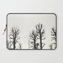 Minimalist Trees Laptop Sleeve