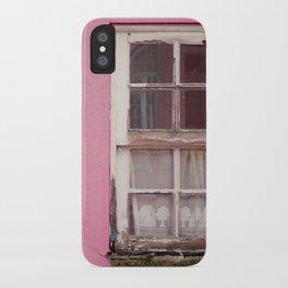 My lonely window iPhone Case