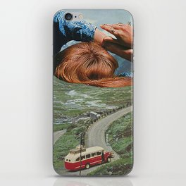 Valley Nap iPhone Skin