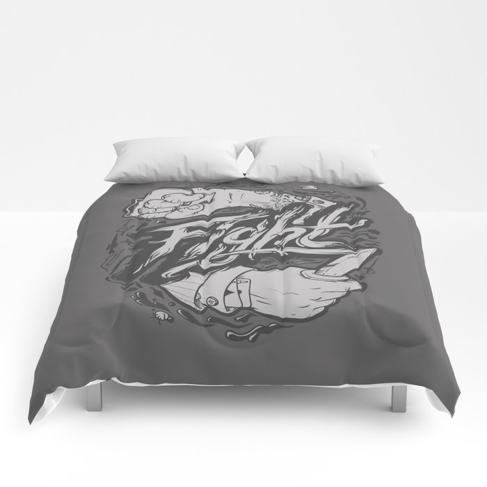 The Fight Comforters
