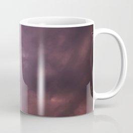purple pink clouds Coffee Mug