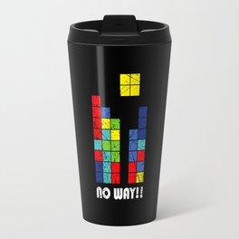 no way Travel Mug