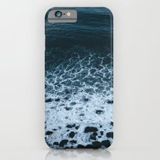 Iceland waves and shapes - Landscape Photography iPhone 6s Slim Case
