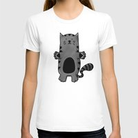 kitty T-shirts featuring Kitty by Studio14