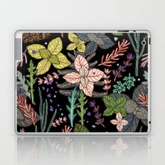 mysterious herbs Laptop & iPad Skin