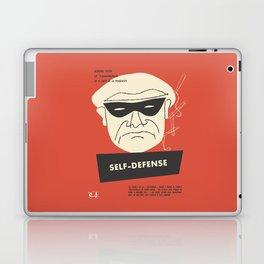 Self-Defense Laptop & iPad Skin