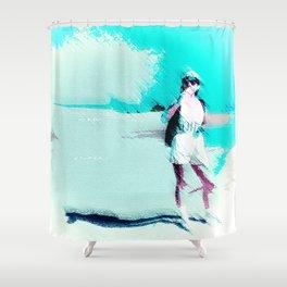 Maspalomas Shower Curtain