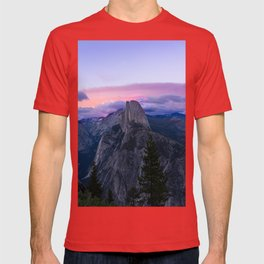 Yosemite National Park at Sunset T-shirt