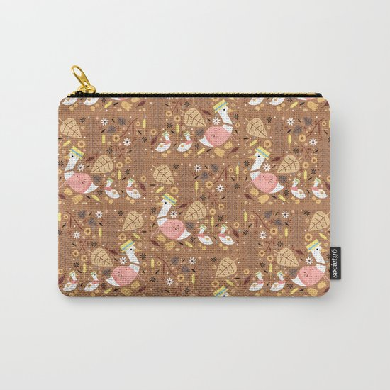 Puddleducks Carry-All Pouch