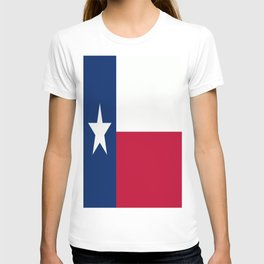 Lone Star ⭐ Texas State Flag T-shirt