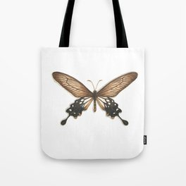 Butterflies: Common Clubtail Tote Bag