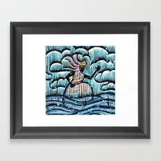Orixás - Ewá Framed Art Print