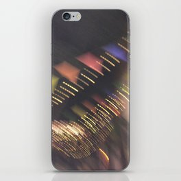 Lights and Pennants iPhone Skin