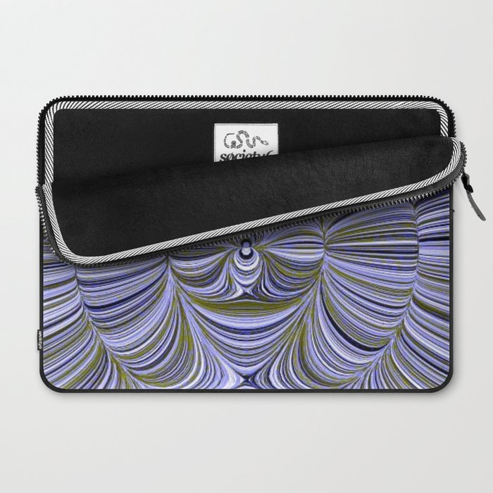 Electric Field Art XX Laptop Sleeve