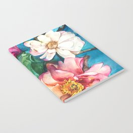 Tropical Floral I Notebook