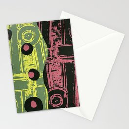 Bamboo on Muslin Stationery Cards