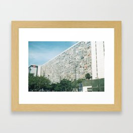 In Paris 1 Framed Art Print