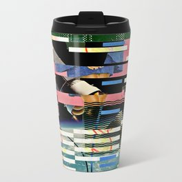 BLUE BALLS (Space is the Place) Metal Travel Mug