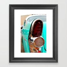 Fins Framed Art Print