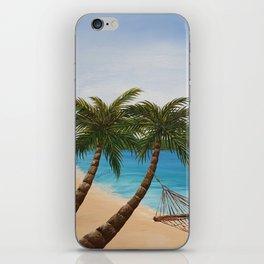 Wanna go? iPhone Skin