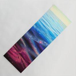 Universe Reflected Yoga Mat