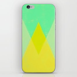 HERE XXI iPhone Skin
