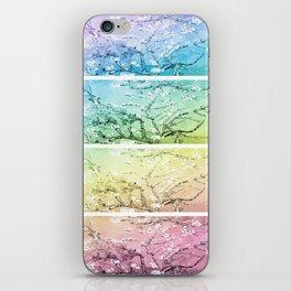 Van Gogh Almond Blossoms : Pastel Rainbows Panel Art iPhone Skin