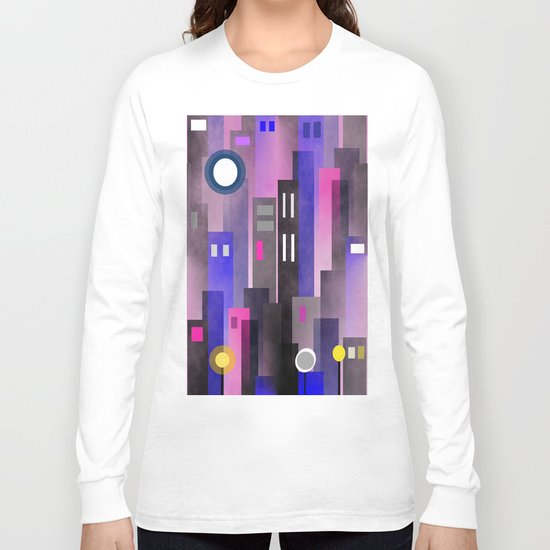 Fun In the City Long Sleeve T-shirt