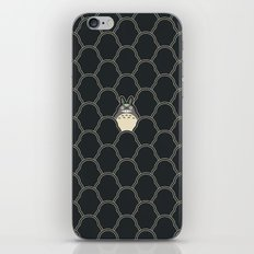 The Forest Spirit Pattern iPhone & iPod Skin