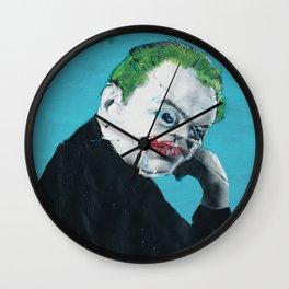 you're so art daahling Wall Clock