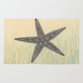 Starfish ~ The Summer Series Rug