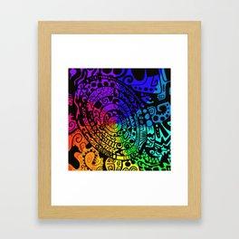 Gesundheit Framed Art Print