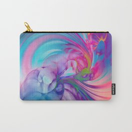Smooth Swirling Carry-All Pouch