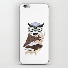 Professor Owl iPhone Skin