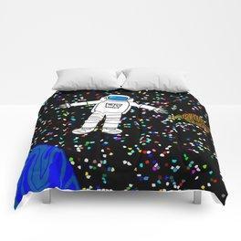Galactic Ecstasy Comforters