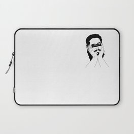 leave me malone Laptop Sleeve