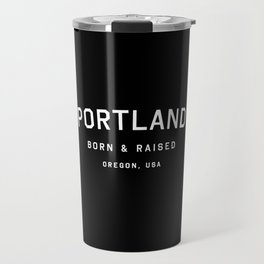 Portland - OR, USA (Arc) Travel Mug