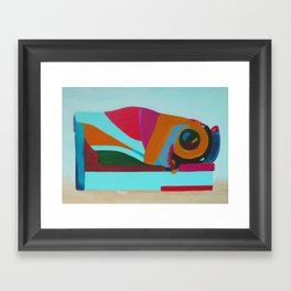 Transgression Framed Art Print
