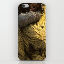 Jetsam Seven iPhone Skin