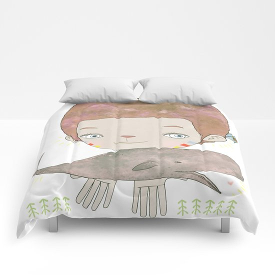 Extinction - SAVE SAFE Comforters
