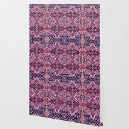 Purple Fire Wallpaper