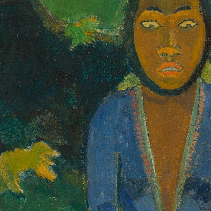Classic Art - Words of the Devil - Parau na te Varua ino Leggings