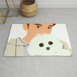 Changmin And Buzzy Rug