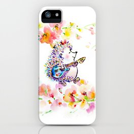 Creating My Own Life Music iPhone Case